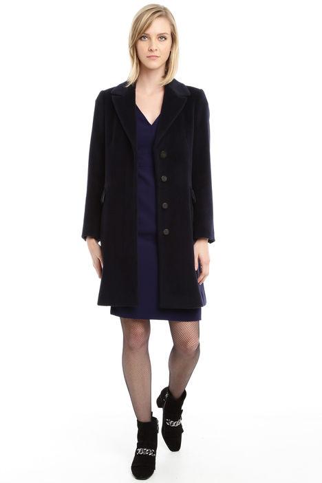 Cappotto in lana e cashmere Fashion Market