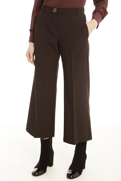 Pantalone cropped fluido Fashion Market