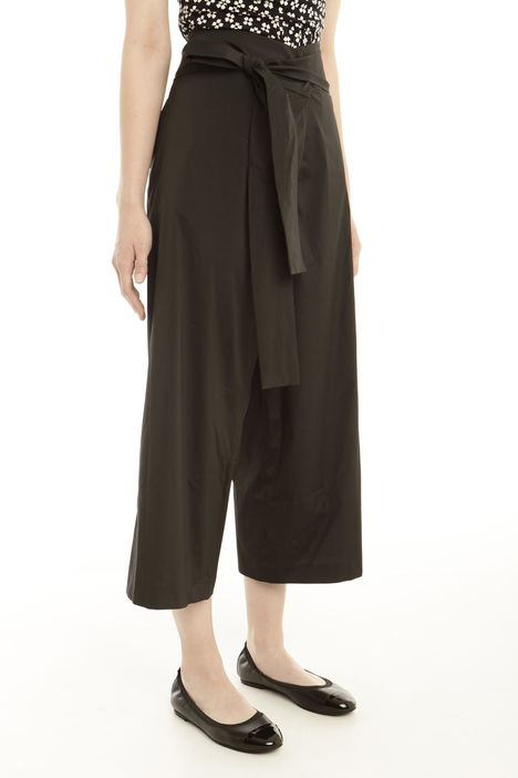 Pantalone cropped ampio Fashion Market