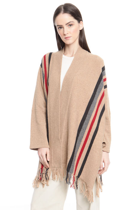 Cardigan over in alpaca Fashion Market