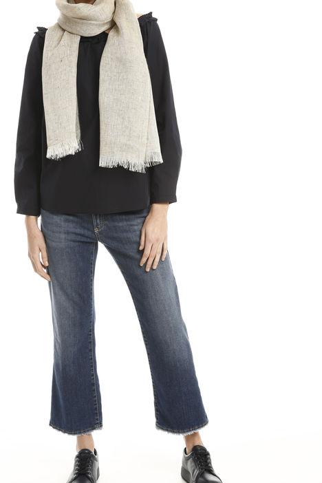 Sciarpa in lino Fashion Market