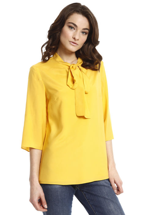 Blusa in mussola leggera Fashion Market