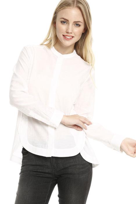 Camicia con laccetti sui lati Fashion Market