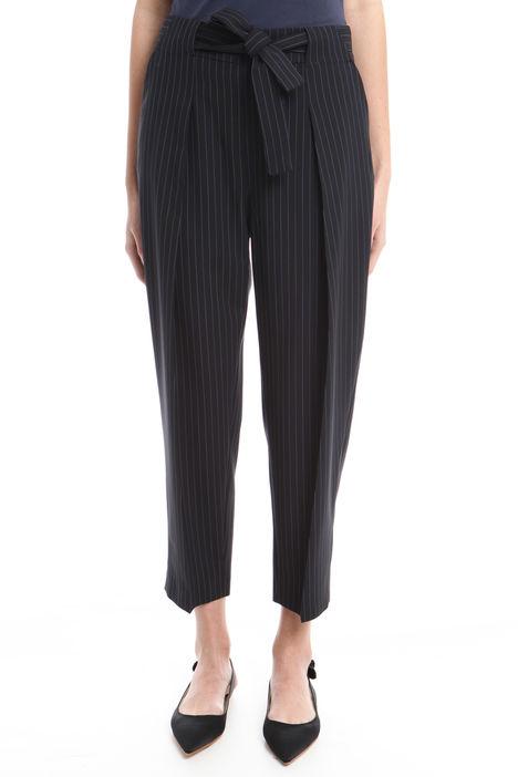 Pantalone gessato Fashion Market