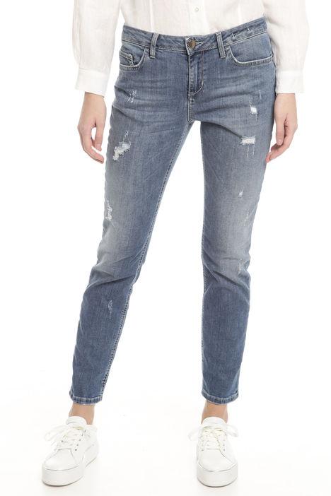 Jeans alla caviglia Fashion Market