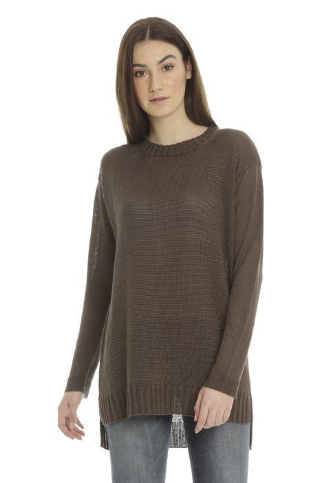 Maglia in puro lino Fashion Market