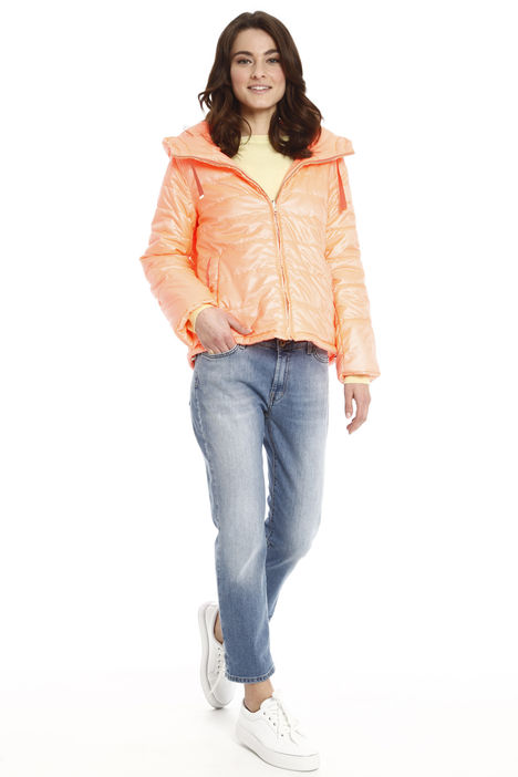 Imbottito con cappuccio Fashion Market