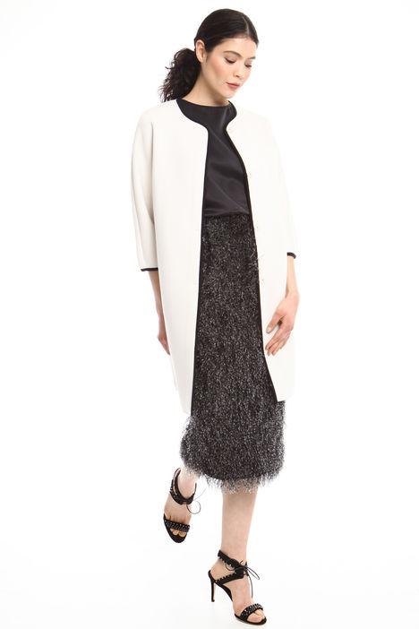 Cappotto in jersey doppio Fashion Market