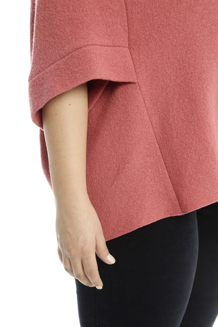 Cappa in lana cotta Fashion Market