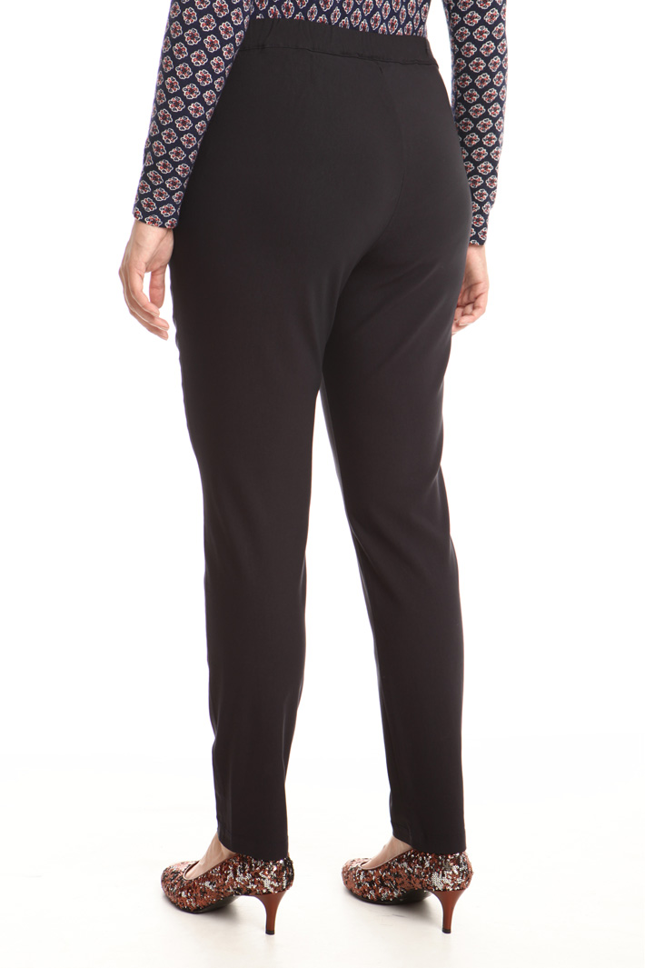 Leggings in diagonale stretch Fashion Market