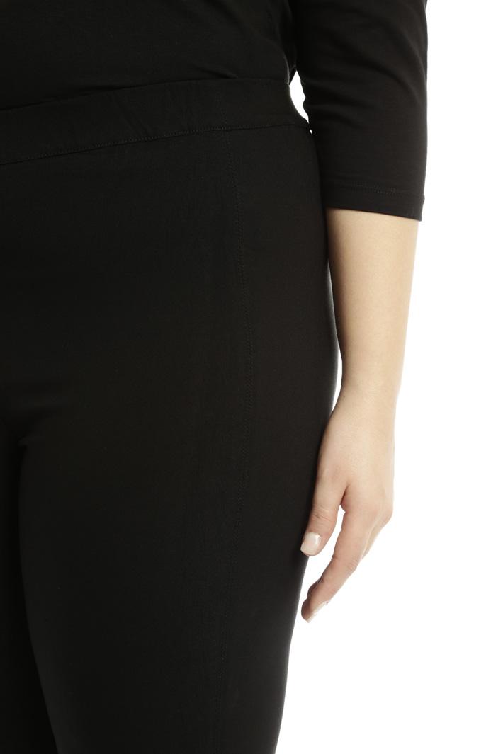 Leggings in diagonale stretch Fashion Market
