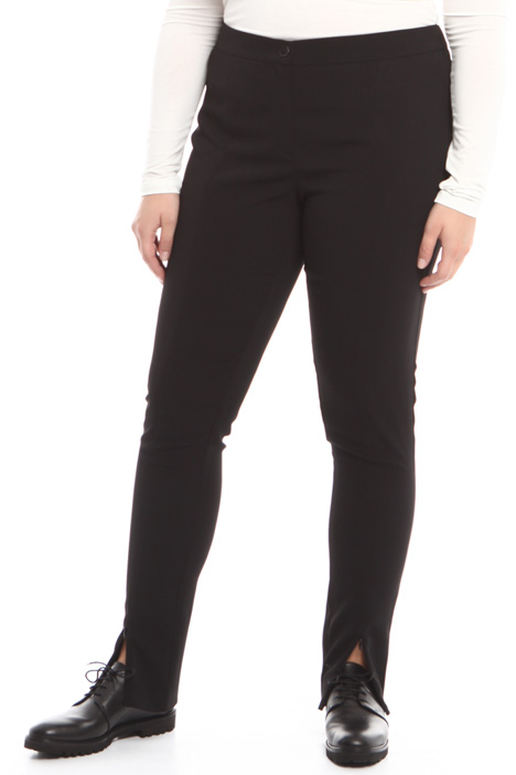 Pantalone in fluido stretch Fashion Market