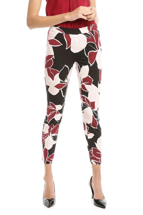 Pantaloni in faille stretch Fashion Market