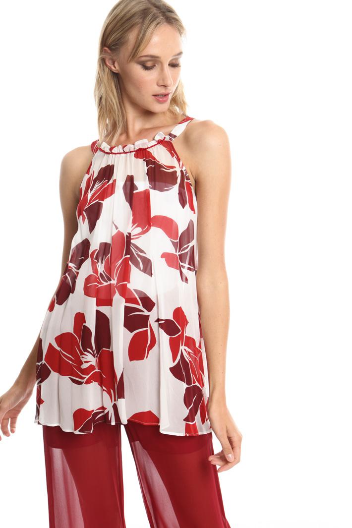 Top fluido in georgette Fashion Market