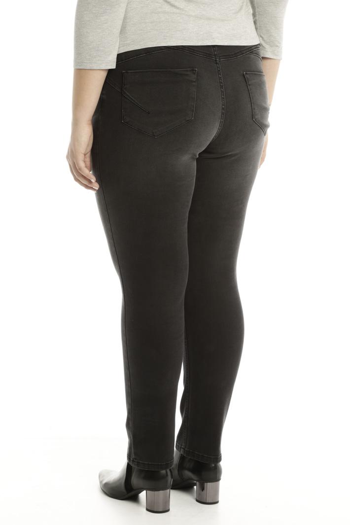 Jeans skinny cinque tasche Fashion Market