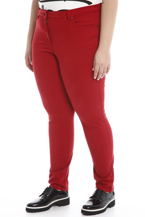Pantalone in raso stretch Fashion Market