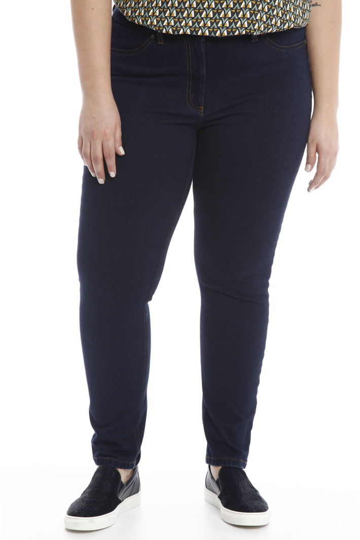 Jeggings in jersey stretch Fashion Market