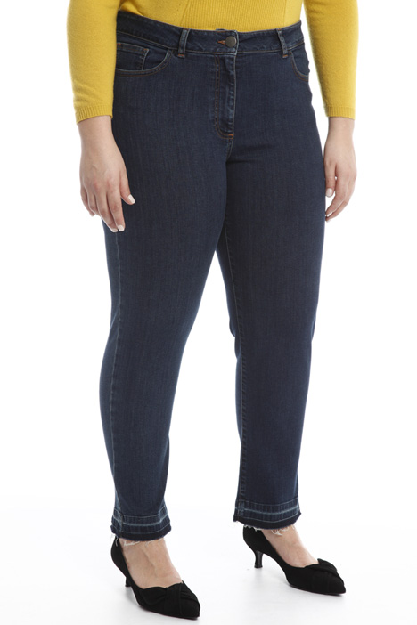 Jeans slim in denim stretch Fashion Market