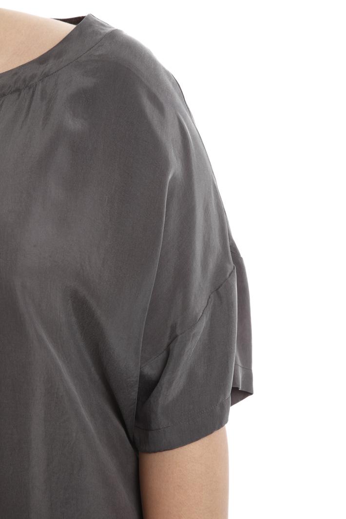 Casacca in tessuto fluido Fashion Market