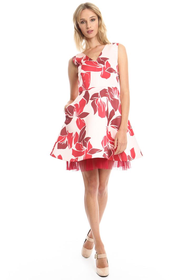 Abito princesse stampato Fashion Market