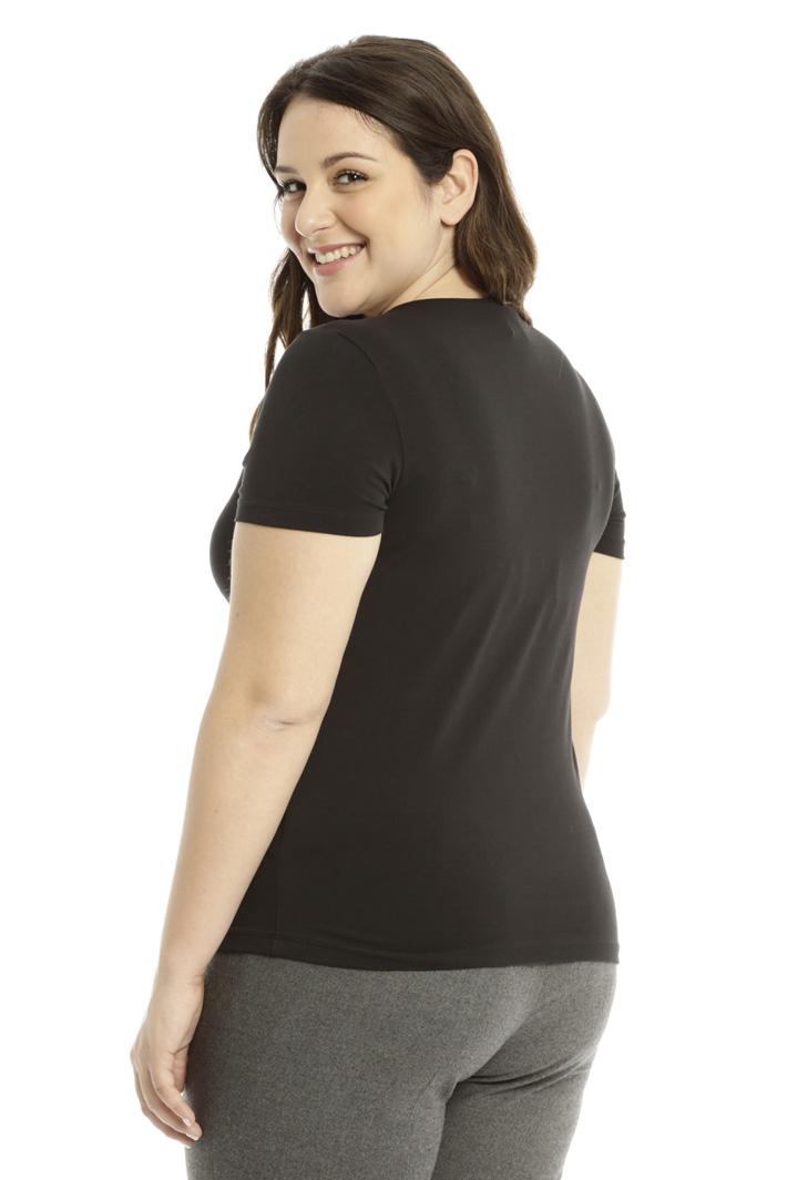 T-shirt in jersey di cotone Fashion Market