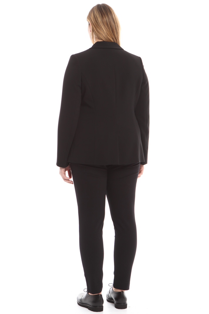 Giacca blazer in triacetato Fashion Market