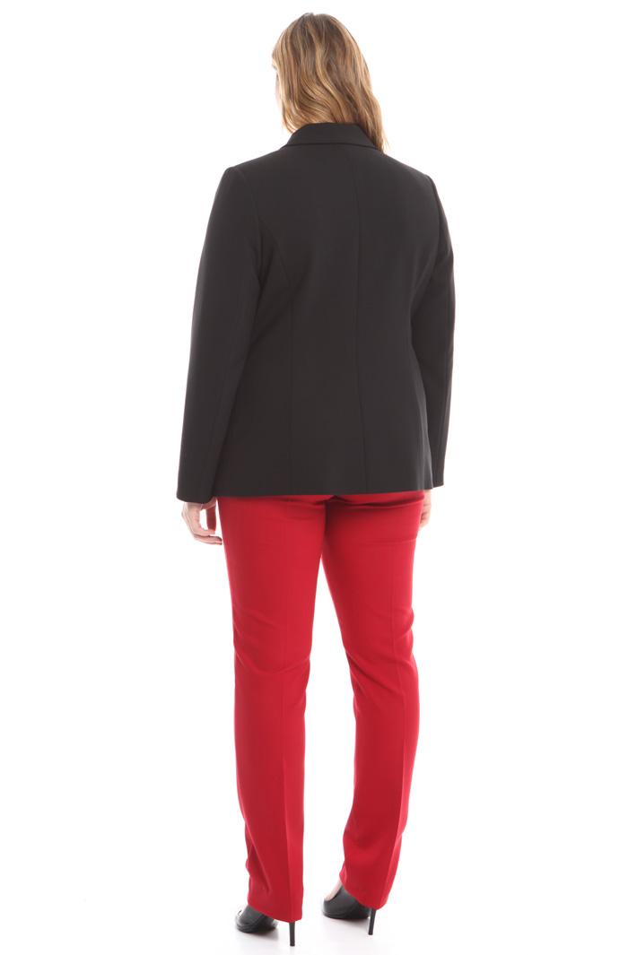 Giacca doppiopetto in lana Fashion Market