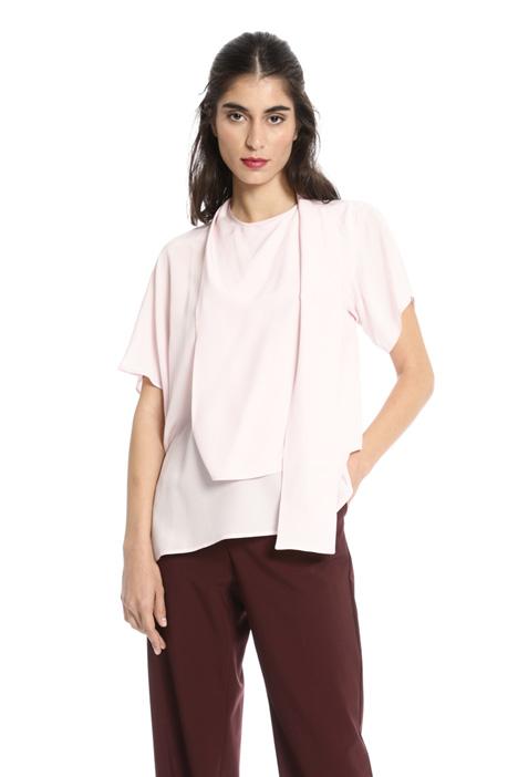 Casacca in crepe de chine Fashion Market