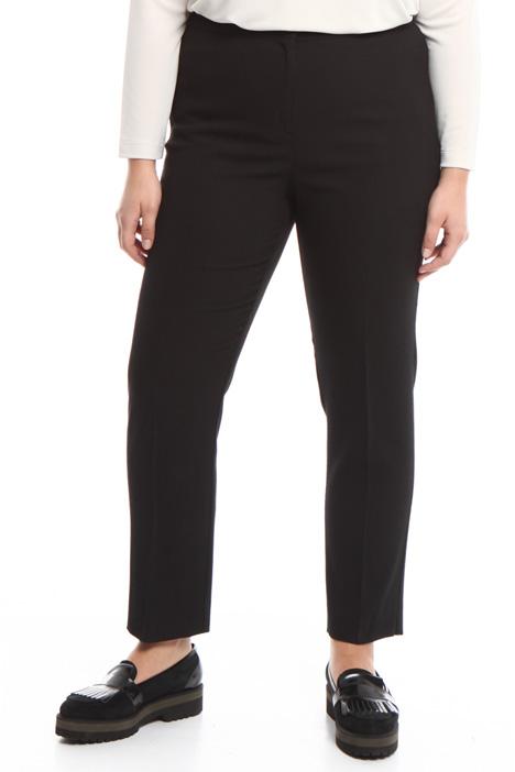 Pantalone in diagonale stretch Fashion Market