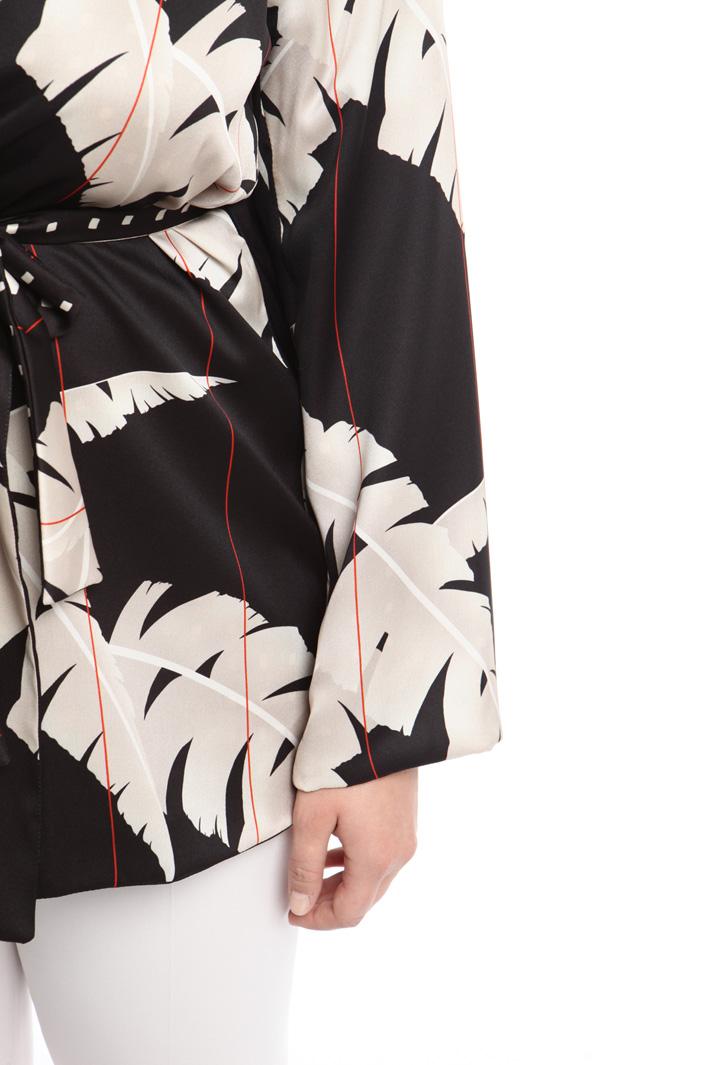 Giacca reversibile in twill Fashion Market