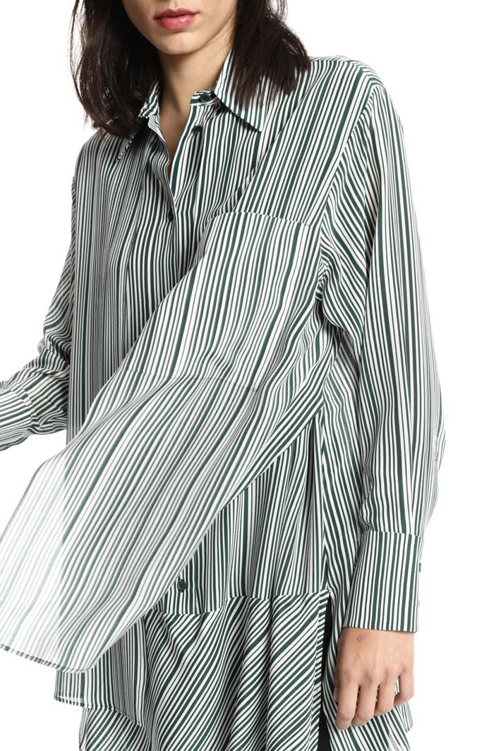 Camicia a pannelli sovrapposti Fashion Market