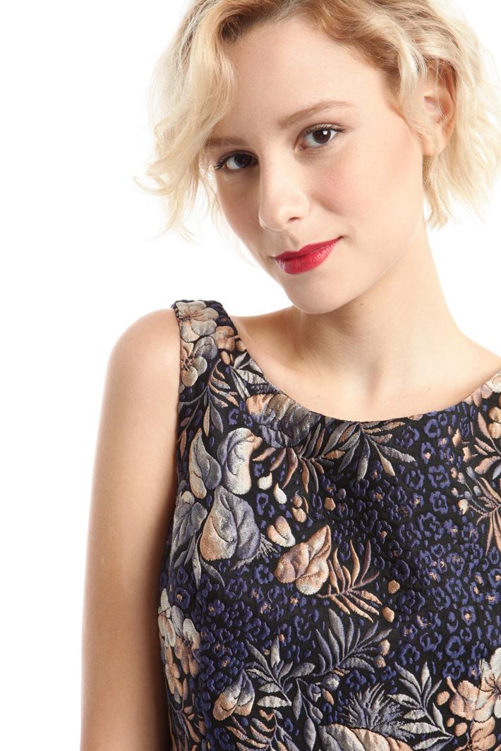 Abito princesse jacquard Fashion Market