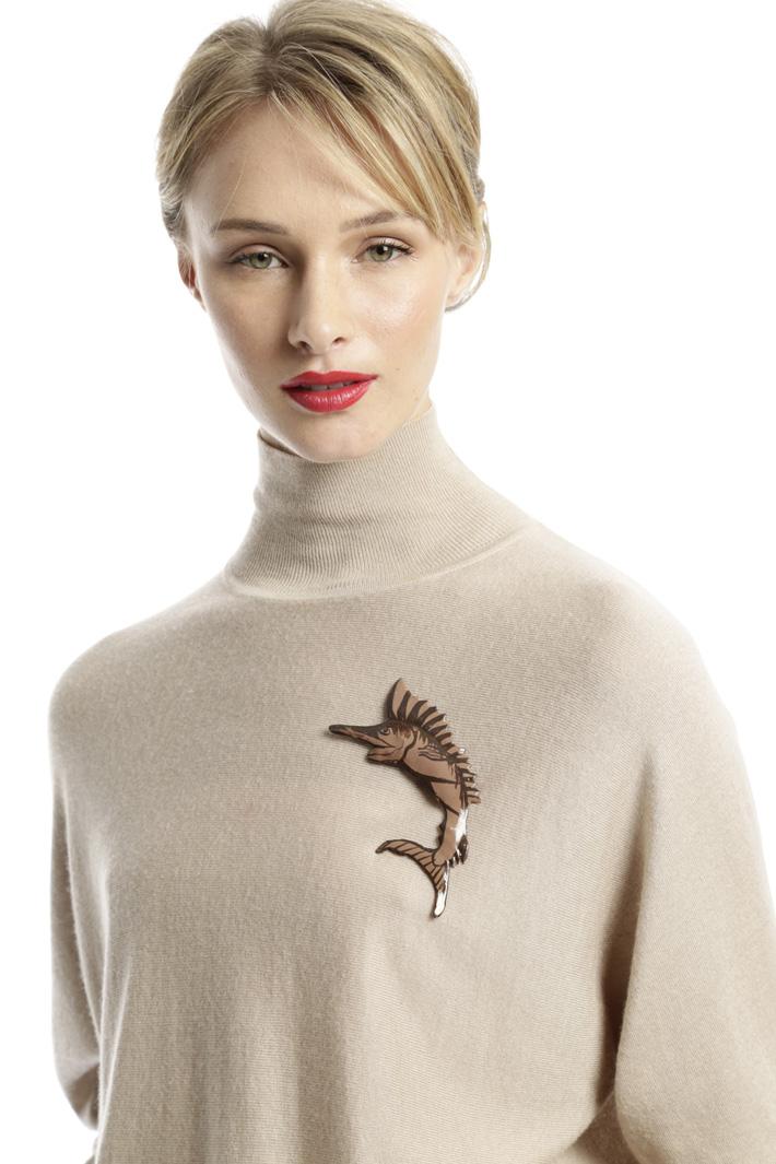 Spilla fatta a mano Fashion Market