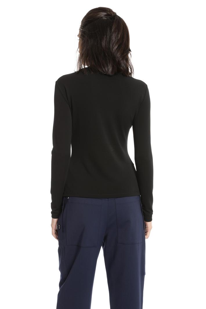 T-shirt con coulisse Fashion Market