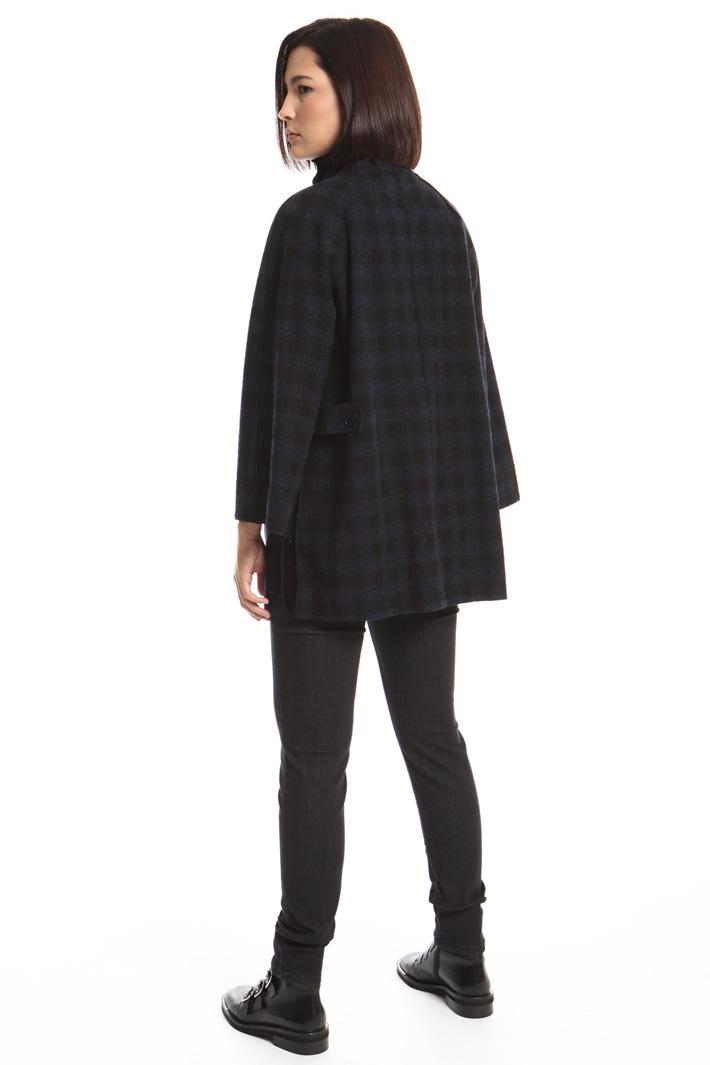 Cappotto in jersey di lana Fashion Market