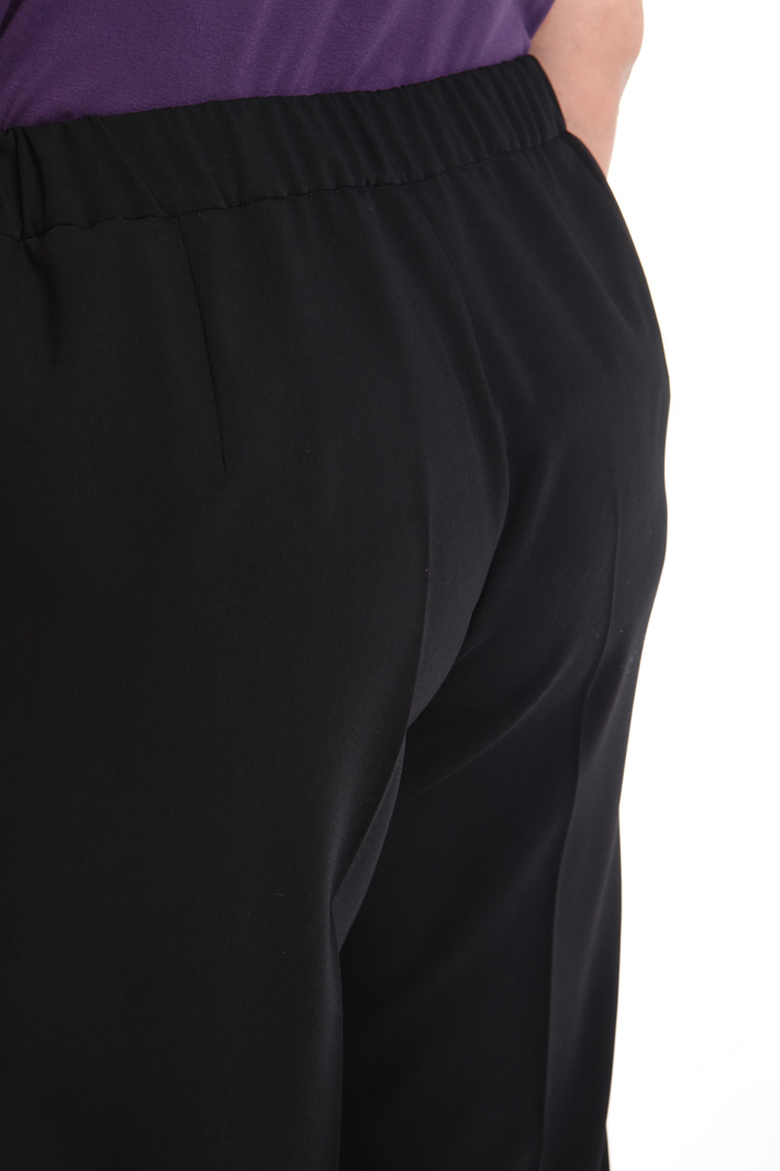 Pantalone in cady Fashion Market