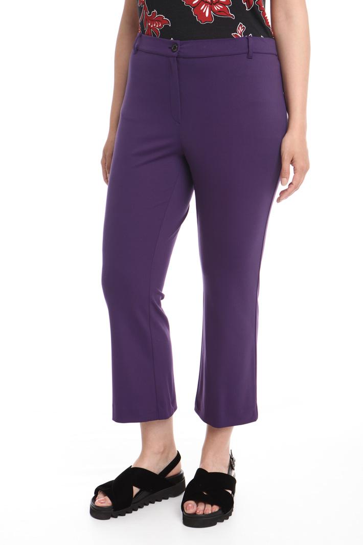 Pantalone in jersey stretch Fashion Market