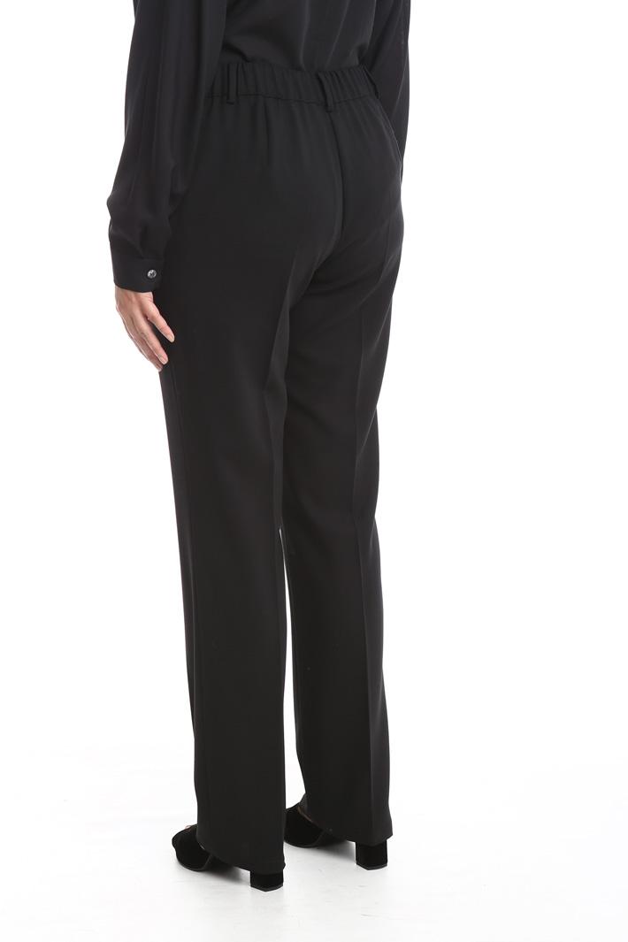 Pantalone classico in lana Fashion Market