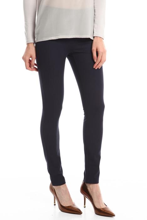 Leggings in gabardina stretch Fashion Market