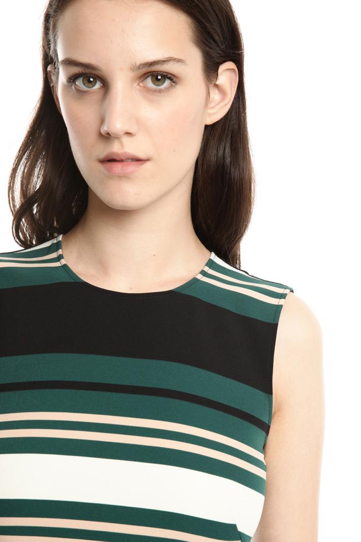 Top con fondo asimmetrico Fashion Market