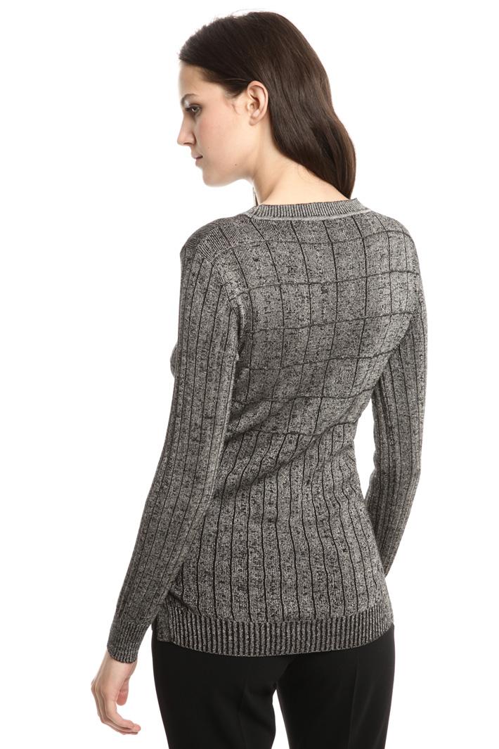 Maglia in lana lurex Fashion Market