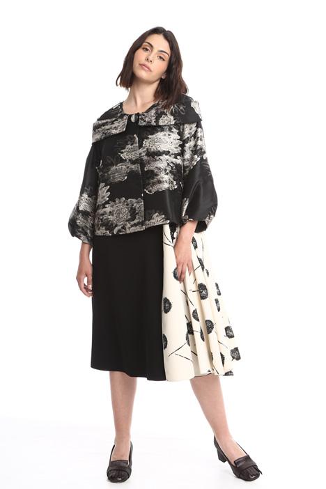 Giacca corta in jacquard Fashion Market