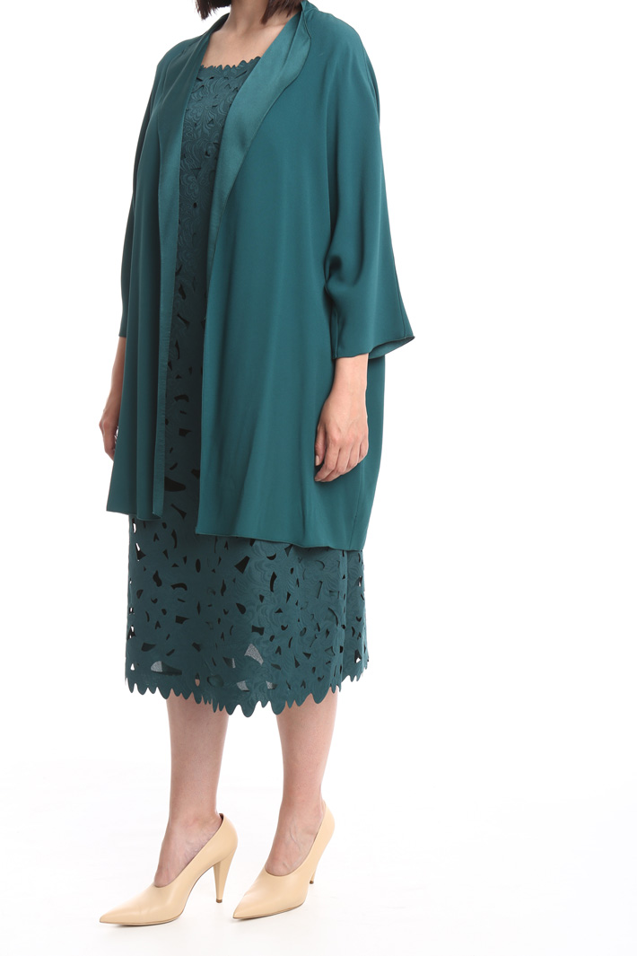 Giacca in tessuto lucido  Fashion Market