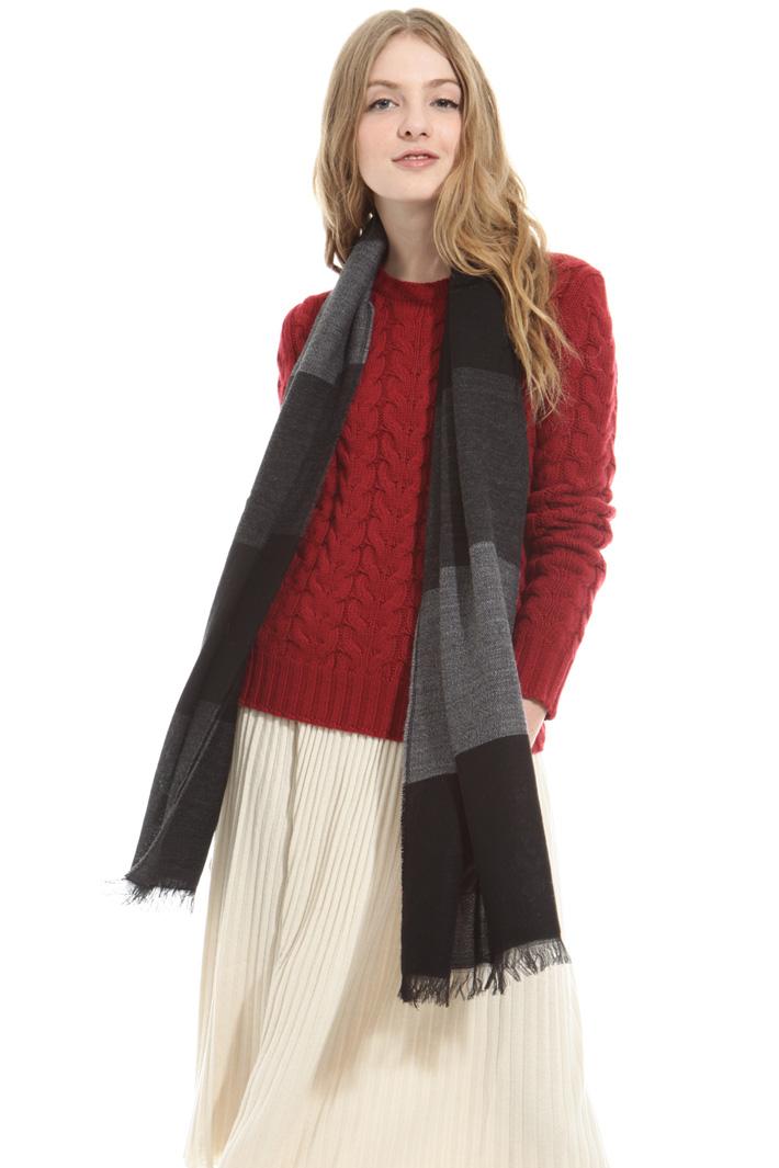 Stola color-block Fashion Market