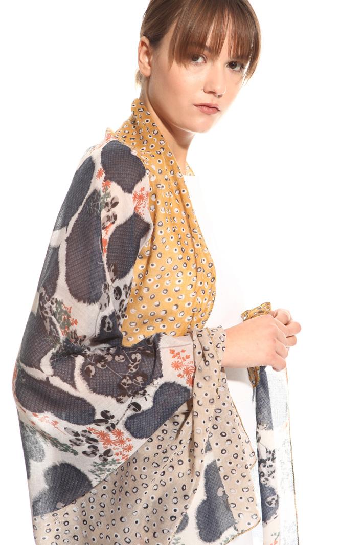 Sciarpa multi fantasia Fashion Market