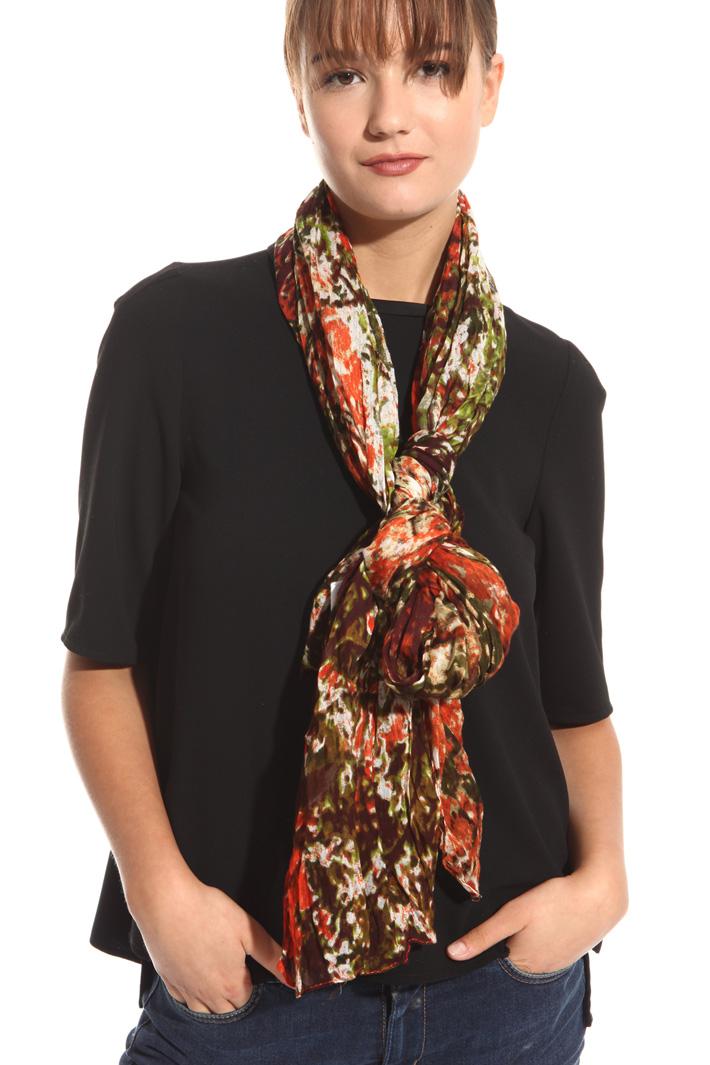 Sciarpa effetto camouflage Fashion Market