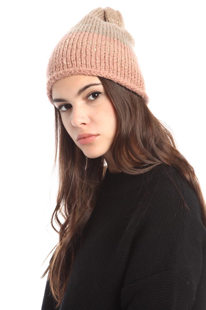 Cuffia bicolore Fashion Market