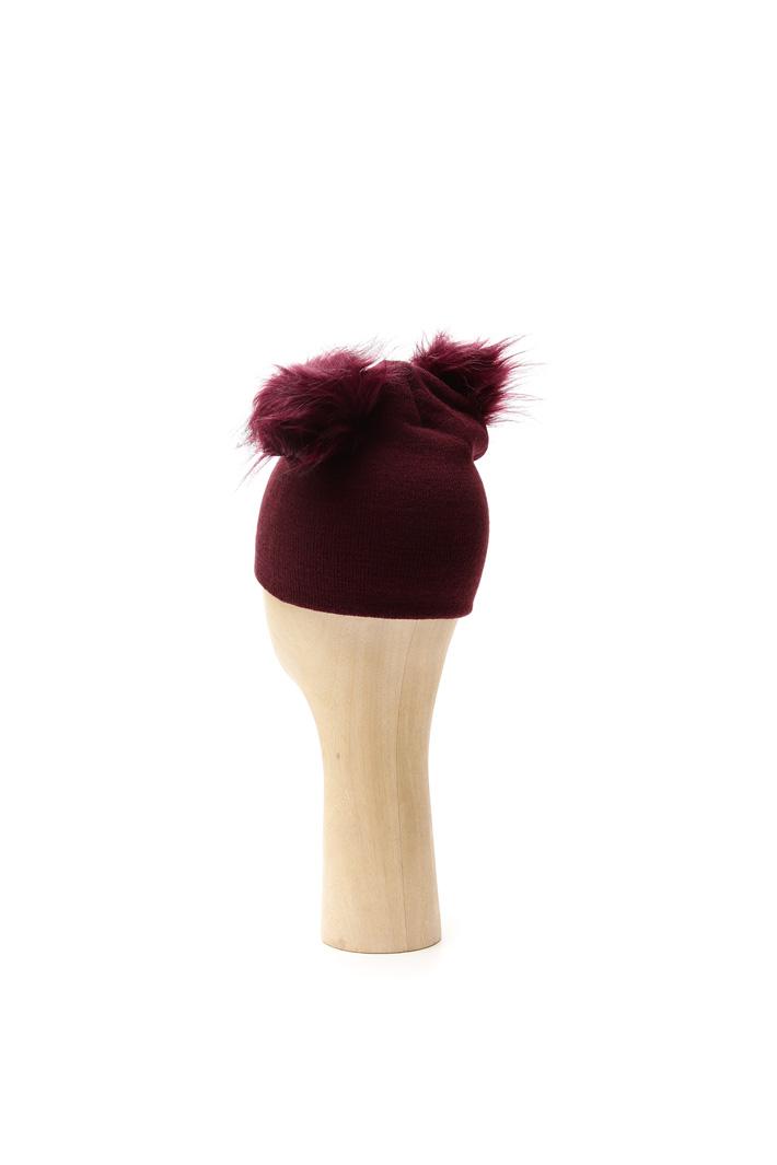 Cuffia con pompon Fashion Market