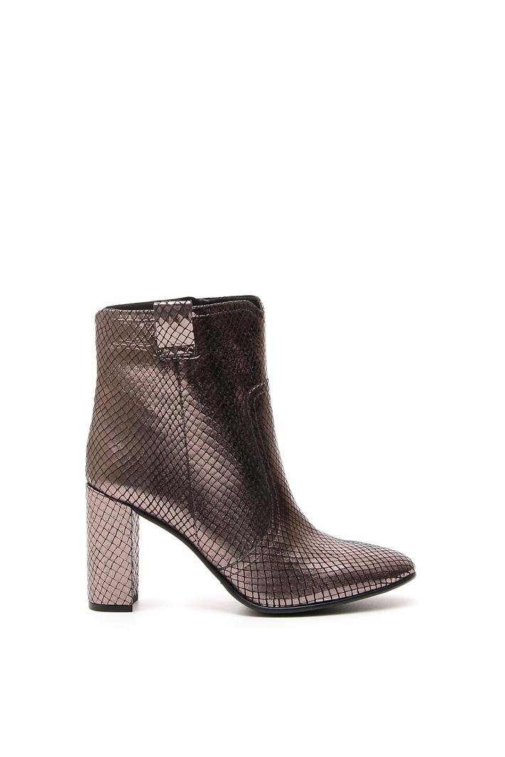 Stivali Ankle-Boot laminati Fashion Market