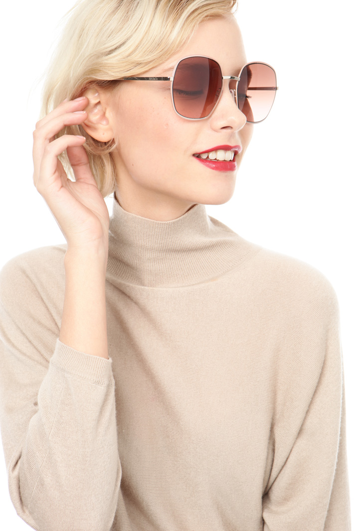 Occhiali over sfumati Fashion Market